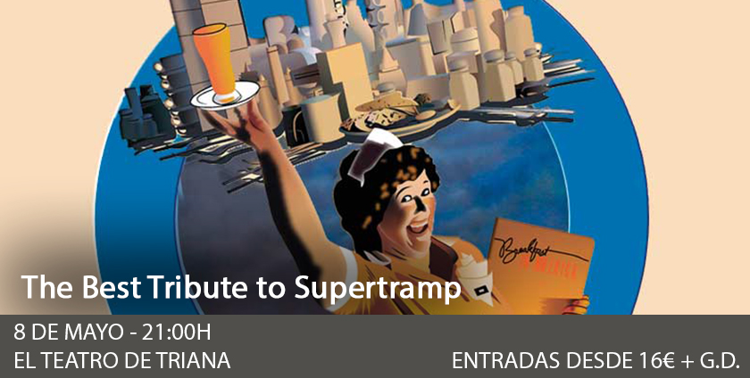 The Logical Group, el gran tributo a Supertramp